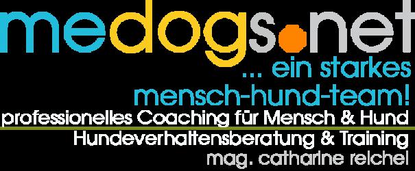 meDOGs – professionelles Coaching für Mensch&Hund