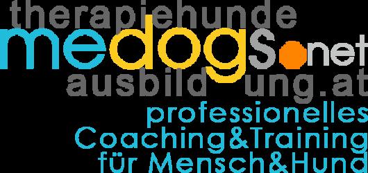 meDOGs – professionelles Coaching für Mensch&Hund | Therapiehundeausbildung